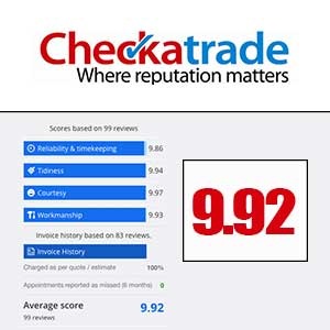 Checkatrade Rating
