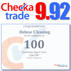 Deluxe Cleaning Checkatrade Reviews